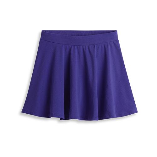 彈力傘狀裙褲-女