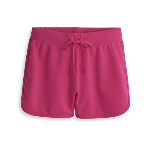 小毛圈休閒短褲-女