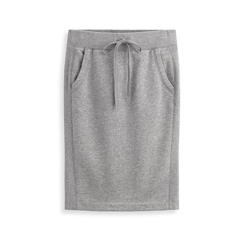 毛圈休閒短裙-女