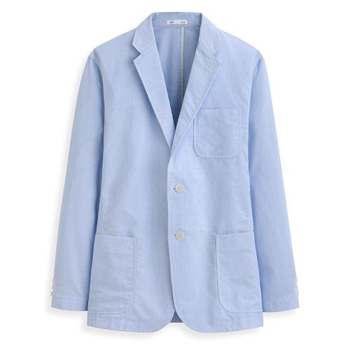 輕型西裝外套-男