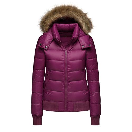 極暖經典羽絨外套-女