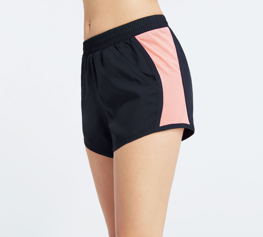吸排運動短褲-女