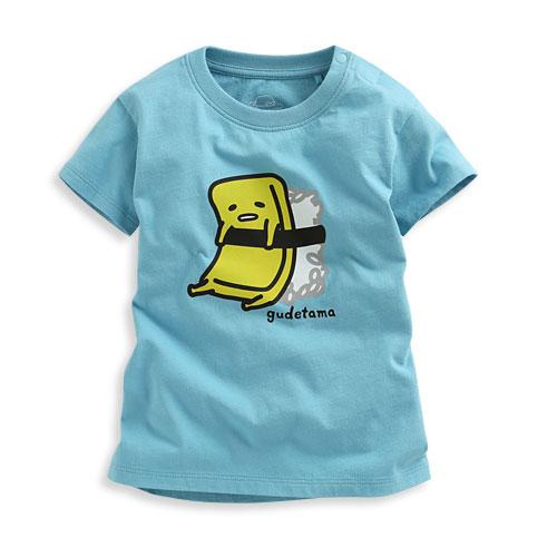 蛋黃哥印花T恤-01-Baby
