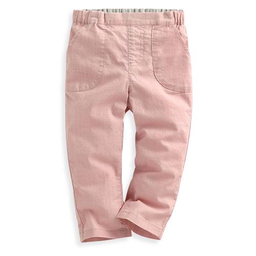 全棉口袋長褲-Baby