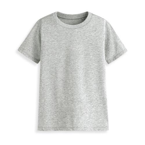 快乾棉圓領短袖T恤-童