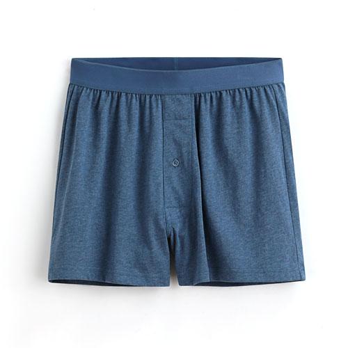 Pima 棉四角褲-男