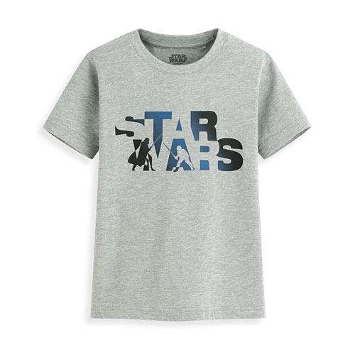 STAR WARS系列印花T恤-02-童