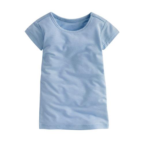 保暖圓領短袖T恤-Baby