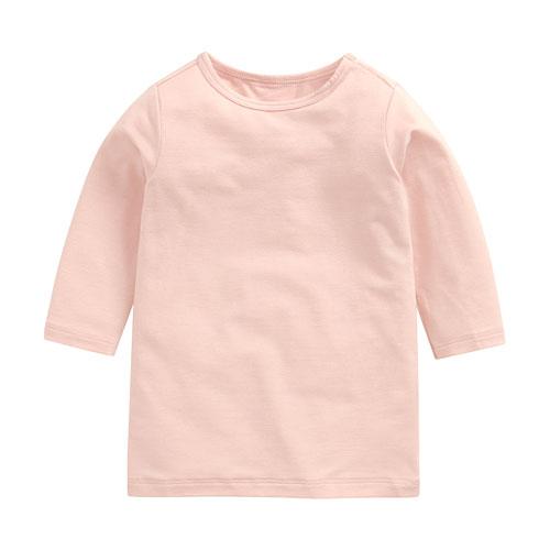 保暖圓領長袖T恤-Baby