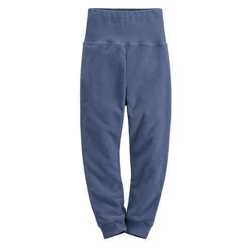 Fleece高腰長褲-童