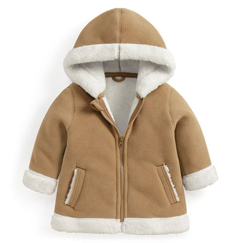 Fleece毛絨刷毛外套-Baby