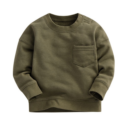 小毛圈圓領衫-Baby