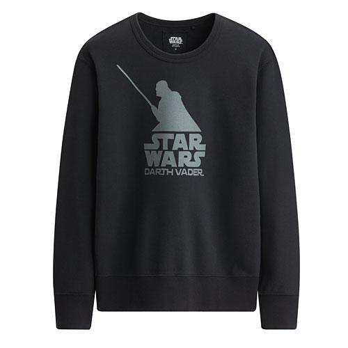 STAR WARS系列毛圈圓領衫-01-男
