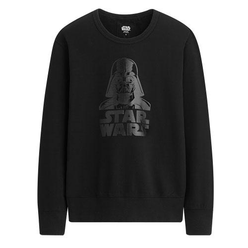 STAR WARS系列毛圈圓領衫-02-男