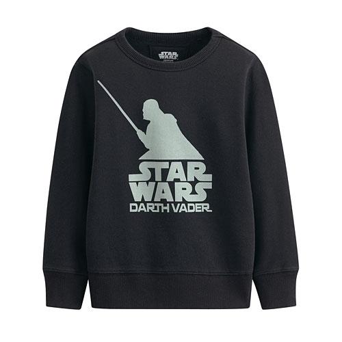 STAR WARS系列毛圈圓領衫-01-童