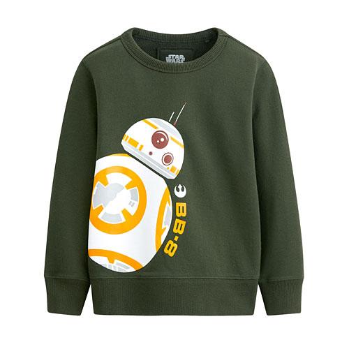 STAR WARS系列毛圈圓領衫-03-童