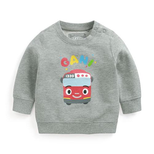 TAYO The Little Bus毛圈圓領衫-03-Baby