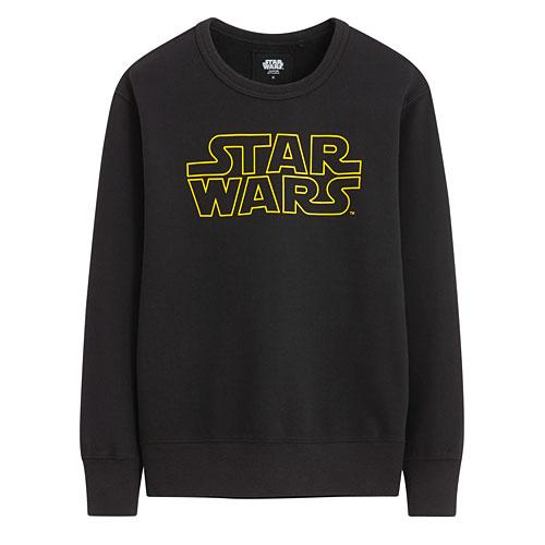 STAR WARS系列毛圈圓領衫-04-男
