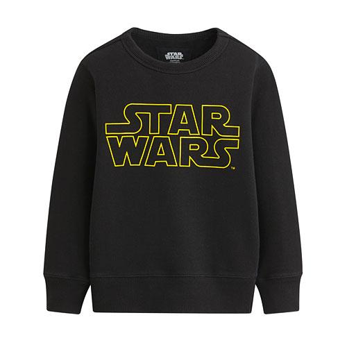 STAR WARS系列毛圈圓領衫-06-童