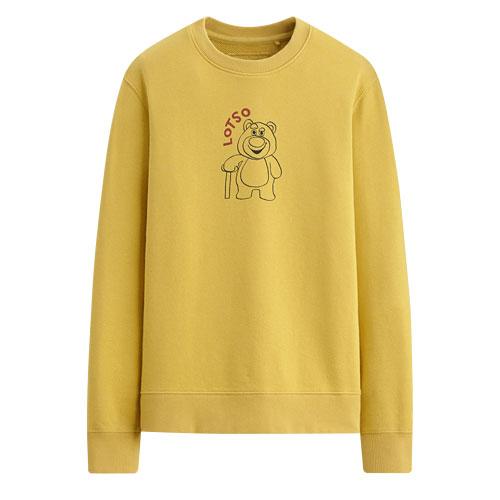 皮克斯系列毛圈圓領衫-03-女