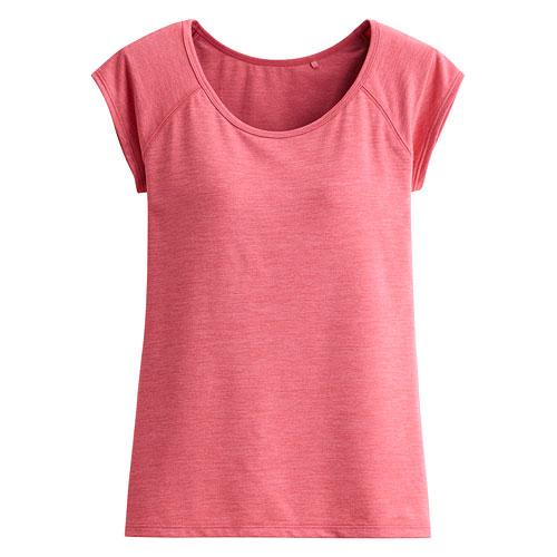 吸排Bra圓領T恤-女