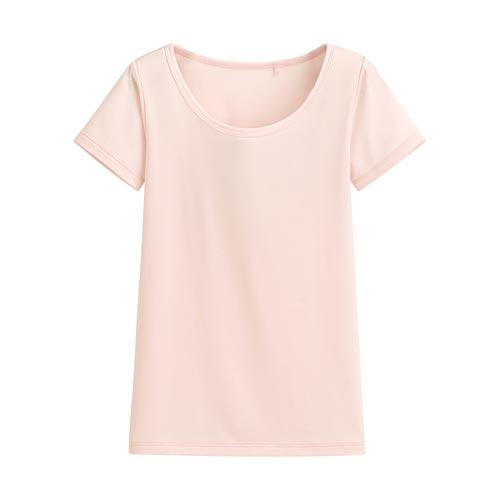 輕涼圓領短袖T恤-童