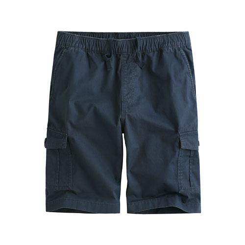 輕便工作短褲-男