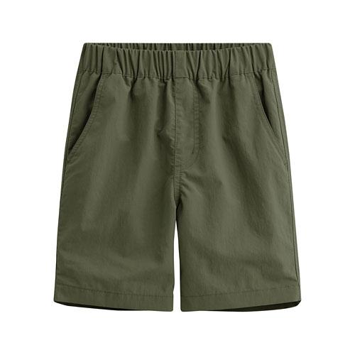運動休閒短褲-童