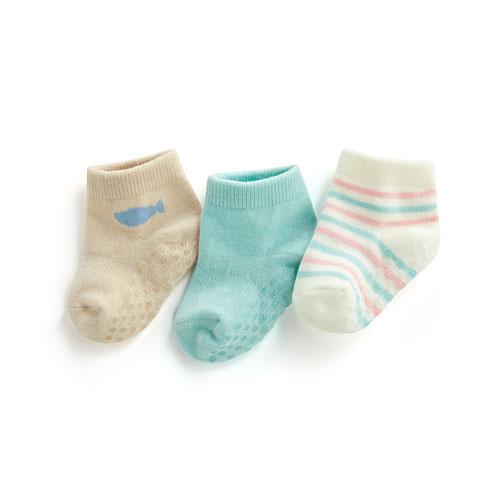 組合踝襪(3入)-Baby