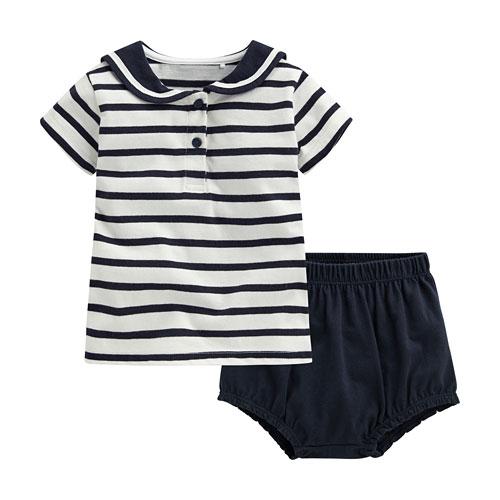 水手造型套裝-Baby