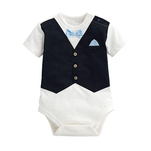 造型背心包臀衣-Baby