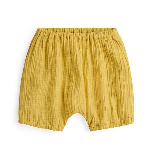 純棉微皺短褲-童