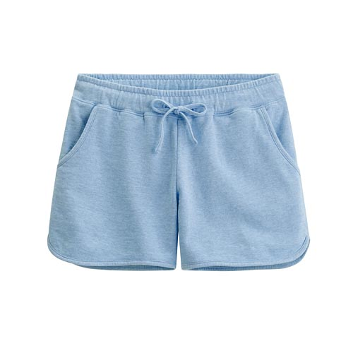 小毛圈短褲-女