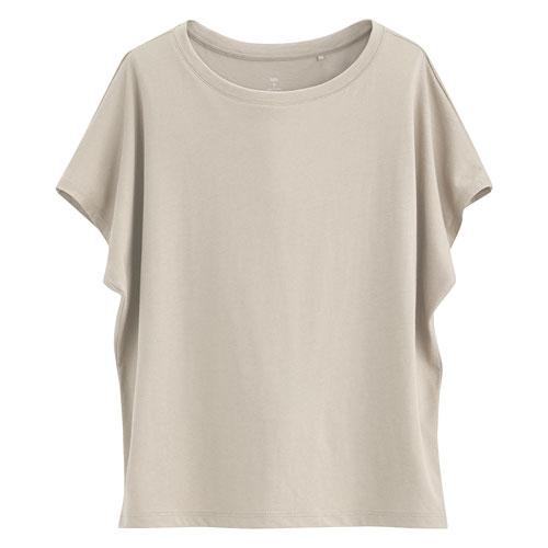 輕柔短袖衫-女