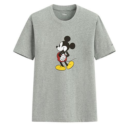 迪士尼系列印花T恤-46-男