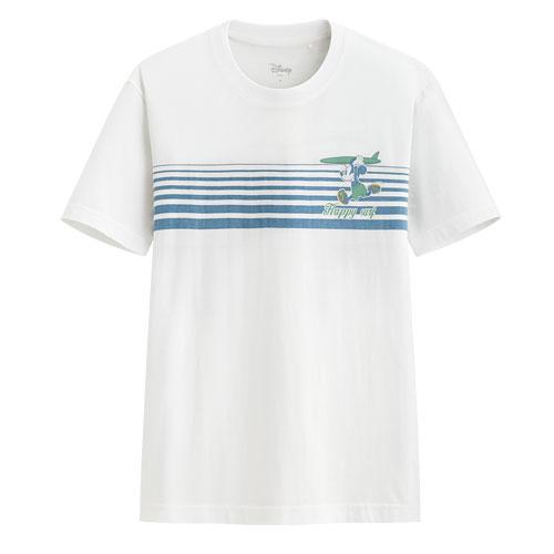 迪士尼系列印花T恤-48-男