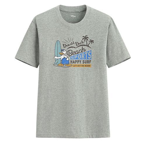 迪士尼系列印花T恤-49-男