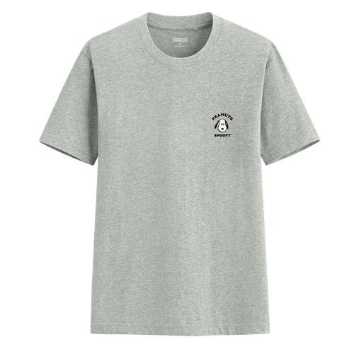 史努比印花T恤-05-男