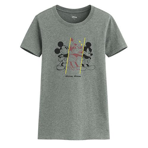 迪士尼系列印花T恤-45-女