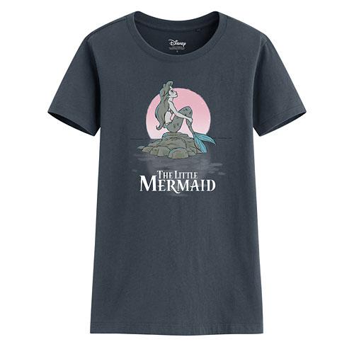 迪士尼系列印花T恤-26-女