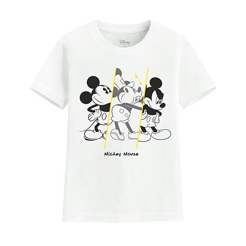 迪士尼系列印花T恤-45-童