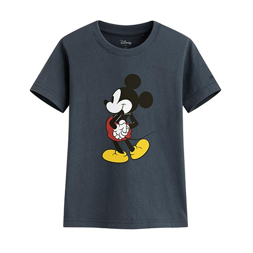迪士尼系列印花T恤-46-童