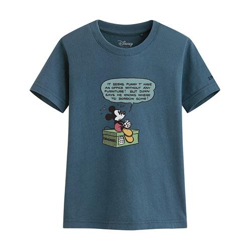 迪士尼系列印花T恤-47-童