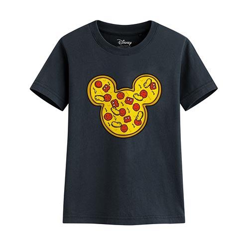 迪士尼系列印花T恤-02-童