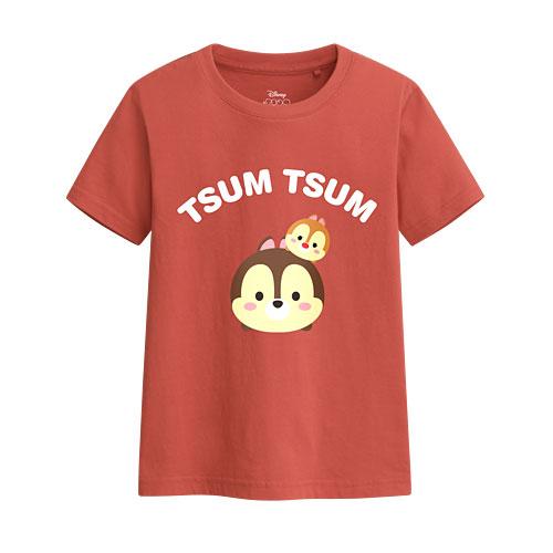 Tsum Tsum系列印花T恤-03-童