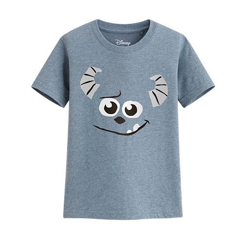 皮克斯系列印花T恤-12-童