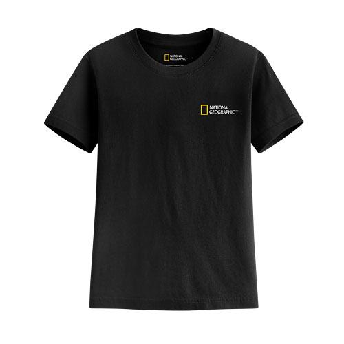 國家地理印花T恤-01-童