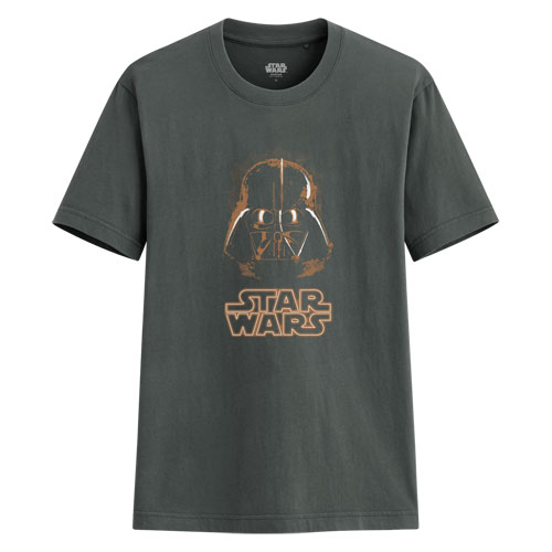 STAR WARS系列印花T恤-02-男