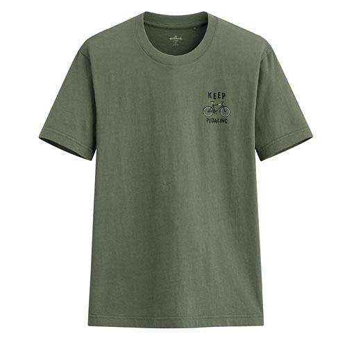 Hallmark印花T恤-02-男