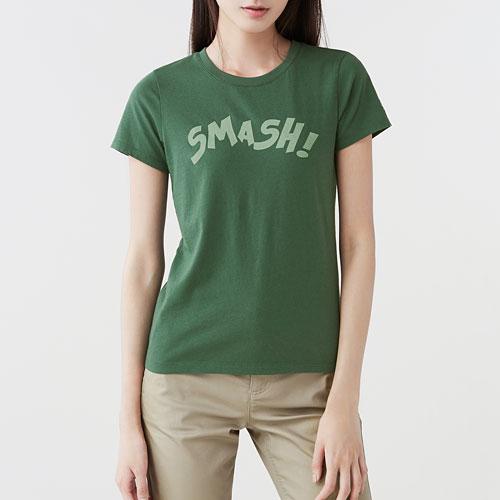 漫威系列印花T恤-12-女